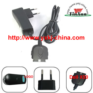 Dell Axim X51/X51V/X50/X50V Travel chargers