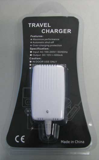 IPOD Travel charger