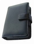 Leather Case for Dell Axim X3/X3i/X30 - Book Type
