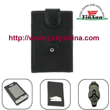 Leather Case for Dell Axim X3/X3i/X30