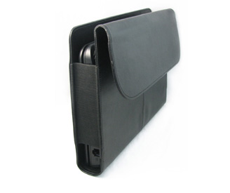 Leather case for Universal UMPC
